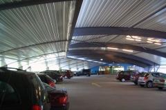 interieur parkeergarage