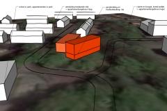 Concept locatie en gevelindeling