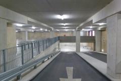 Interieur hellingbaan