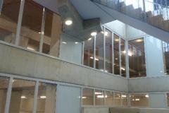 Interieur trappenhuis noord