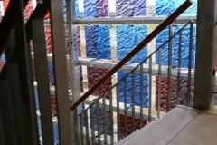 Interieur trappenhuis