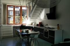 Keuken (woonkamer)
